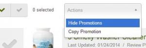 hide promotions