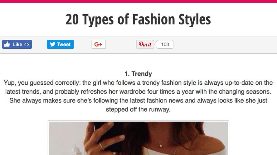8bcb350df3 Example fashion blog post - Tomoson Blog