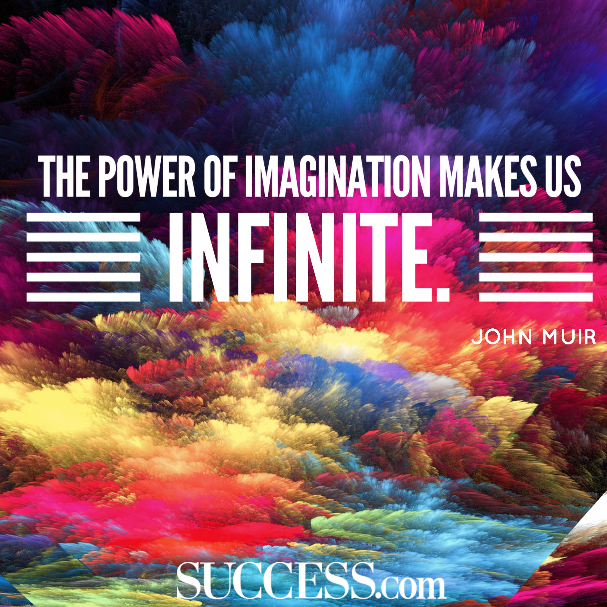The Power Of Imagination Makes Us Quote