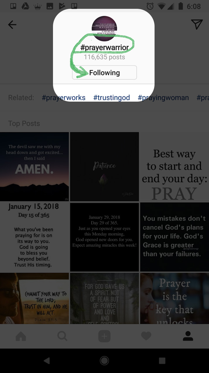 You Can Now Follow Hashtags on Instagram as Of December 2017
