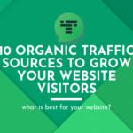 Organic Traffic Sources
