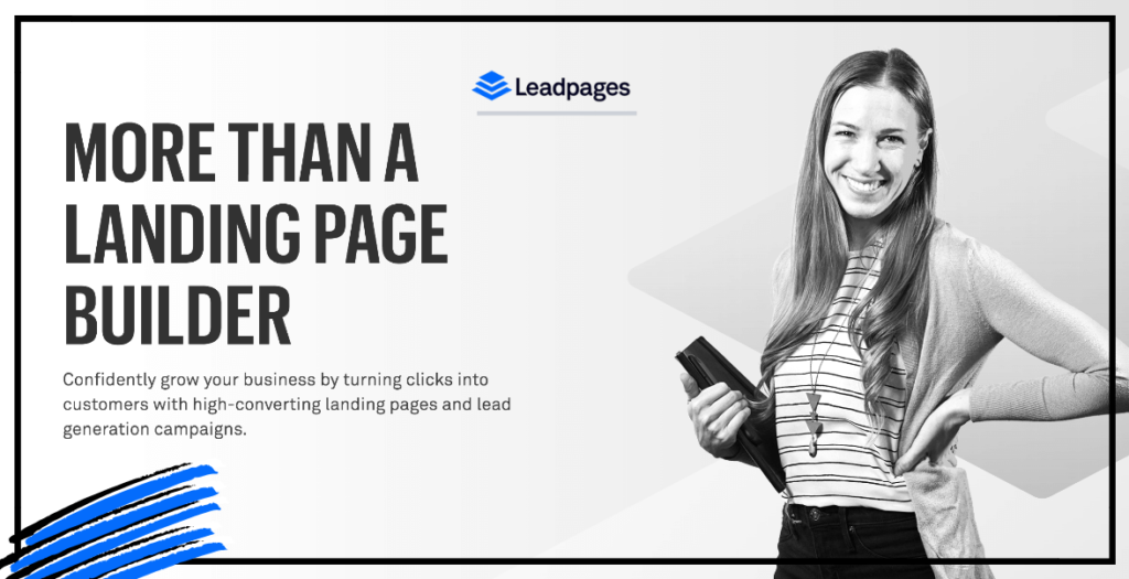 Leadpages vs clickfunnels features
