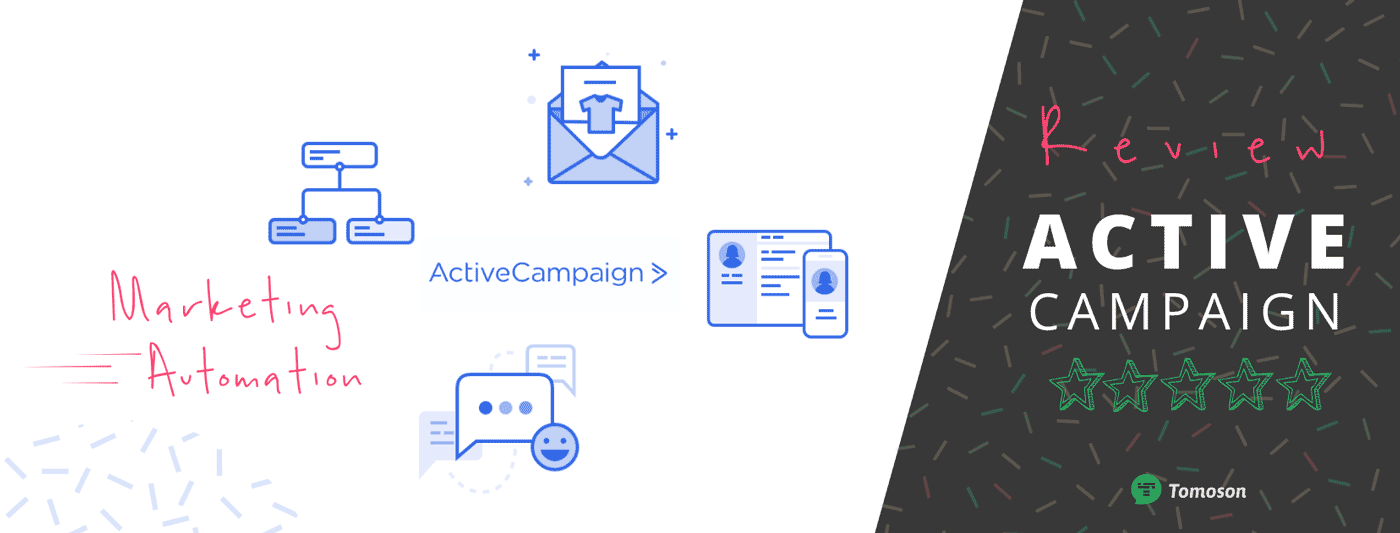Active Campaign Email Marketing  Size Comparison