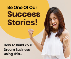 Become one of our success stories