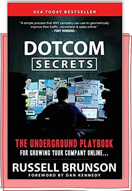 Dot Com Secrets Book ClickFunnels Pricing