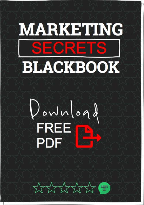 Download Free Marketing Secrets Black Book PDF