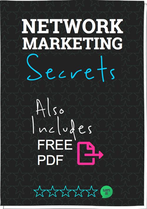 Download Network Marketing Secrets PDF
