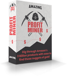 Profit Miner Amazon Product Research Tool