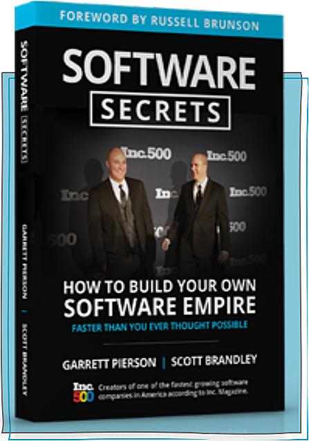 Software Secrets Books Clickfunnels Pricing