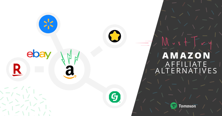 Amazon Affiliate Alternatives