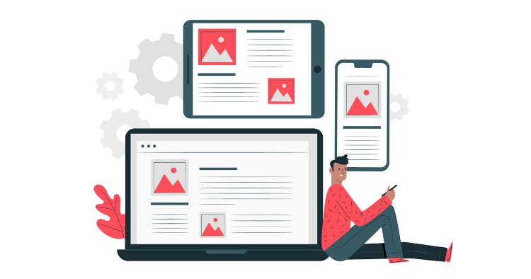 why digital marketing illustration