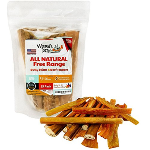 bully sticks and beef tendons 15 pack campaign. Black Bedroom Furniture Sets. Home Design Ideas