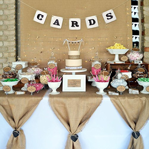 Unomor cards banner sign for rustic wedding decoration birthday unomor cards banner sign for rustic wedding decoration birthday party decorations and party supplies campaign junglespirit Gallery
