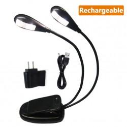 rechargeable book lights campaign. Black Bedroom Furniture Sets. Home Design Ideas