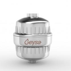 geysa universal shower filter campaign. Black Bedroom Furniture Sets. Home Design Ideas