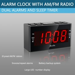 dreamsky clock radio campaign. Black Bedroom Furniture Sets. Home Design Ideas