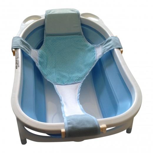 baby bathtub hammock campaign. Black Bedroom Furniture Sets. Home Design Ideas