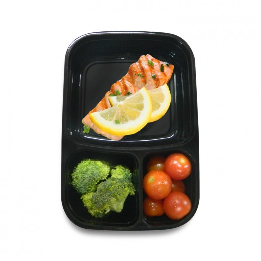 bento lunch box containers food portion control campaign. Black Bedroom Furniture Sets. Home Design Ideas